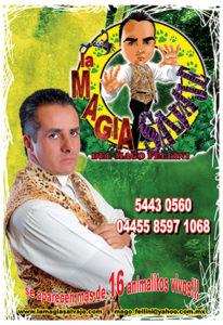 MAGO magia salvaje(1)